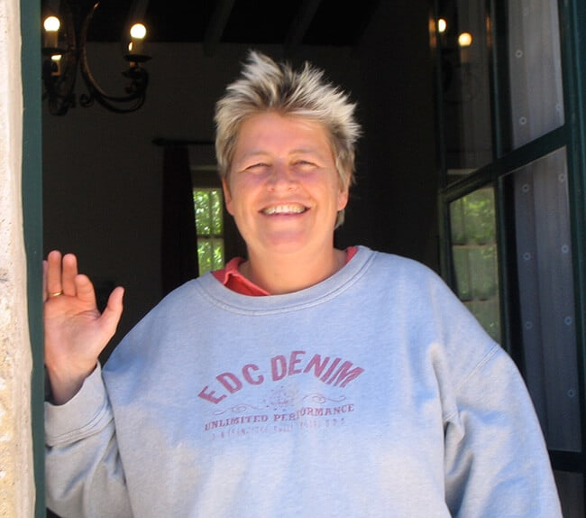Dominique Peters van DAP coaching in de deuropening